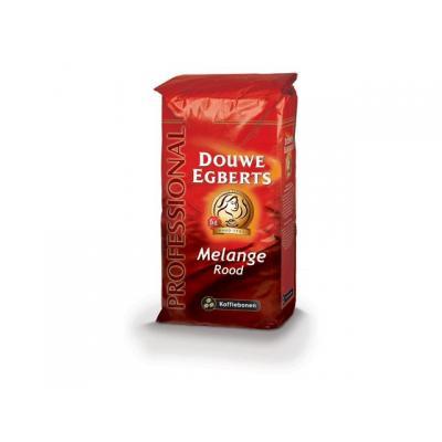 Douwe egberts drank: Koffie DE Roodmerk bonen/pak 2x3kg