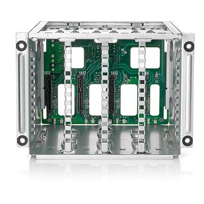 Hewlett Packard Enterprise HPE DL38x Gen10 SFF Box 1/2 Cage/Backplane Kit Computerkast .....