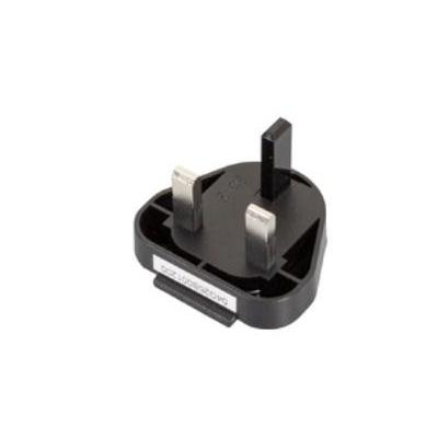 ASUS Power adapter plug, UK, black stekker-adapter - Zwart