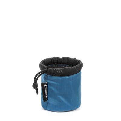Tamrac apparatuurtas: Goblin Lens Pouch 0.7 - Zwart, Blauw