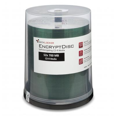 Origin Storage DataLocker EncryptDisc-R 100-Pack CD