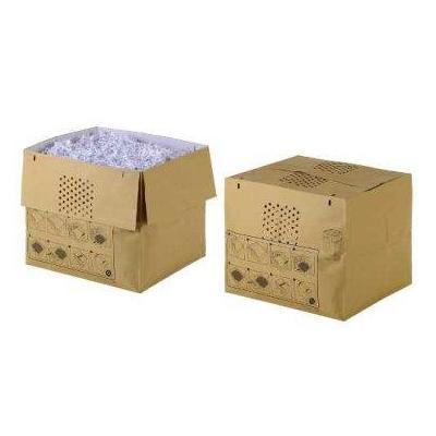 Rexel Auto+ 200X Recyclebare Papieren Opvangzakken 32L (20) Papier-shredder accesoire - Beige