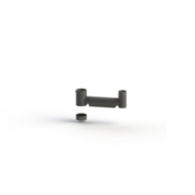 Ergonomic Solutions SpacePole SPV2101-02 Montagekit - Zwart