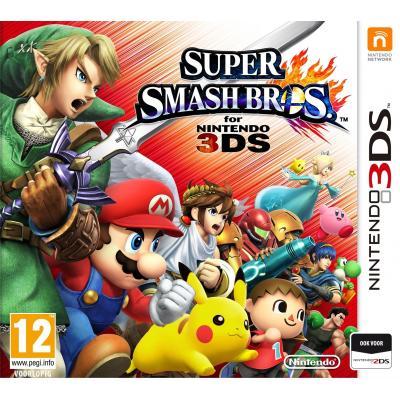 Nintendo game: Super Smash Bros.  3DS