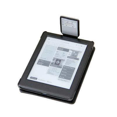 Gecko covers e-book reader case: Light and Thin eReader Case for Kobo Touch Case 2.0, Black - Zwart