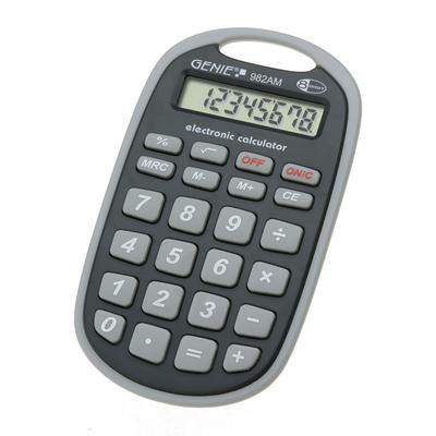 Genie 982 AM Calculator
