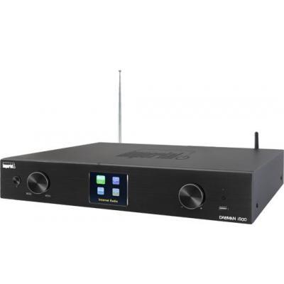 Telestar radio: DABMAN i500 - Zwart