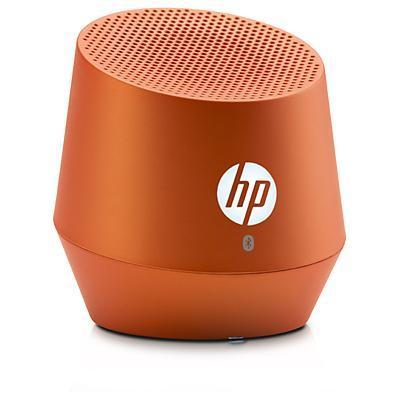 Hp product: S6000 Orange Wireless Mini Speaker