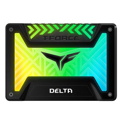 Team Group Delta RGB SSD - Zwart