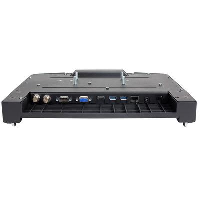 Panasonic PCPE-GJ54V02 Docking station - Zwart