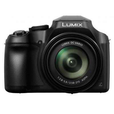 Panasonic digitale camera: Lumix DC-FZ82 - Zwart