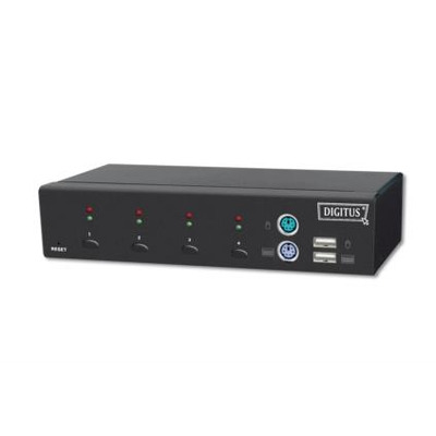 Digitus DC-12202-1 KVM switch