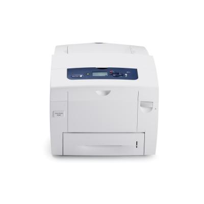Xerox inkjet printer: ColorQube 8580AN, A4, Printer - Blauw, Wit