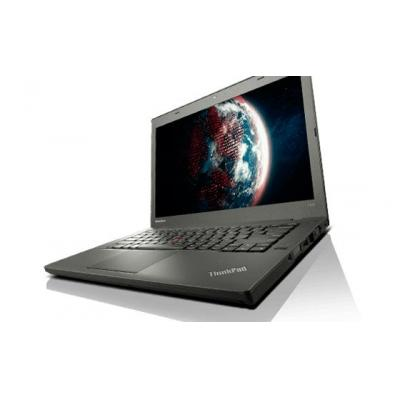 Lenovo laptop: ThinkPad T440 - Zwart
