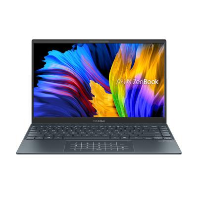 ASUS ZenBook BX325JA-EG276R - QWERTY Laptop - Grijs