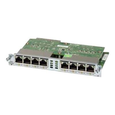 Cisco EHWIC-D-8ESG Netwerkkaart - Zwart, Groen, Wit