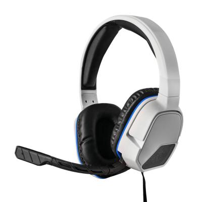 Afterglow game assecoire: - LVL 3 - Wired Stereo Headset (Wit)  PS4