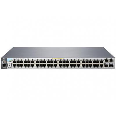 Hewlett Packard Enterprise Aruba 2530 48 PoE+ Switch - Grijs - Refurbished B-Grade