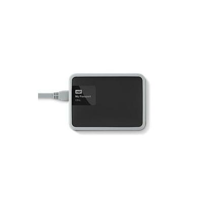 Western digital behuizing: WD Grip Pack 2TB/3TB Slate - Zwart, Zilver