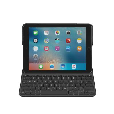 Logitech mobile device keyboard: Create - Zwart, QWERTZ