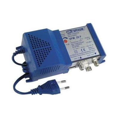 Spaun VFM 25 F Signaalversterker TV - Blauw