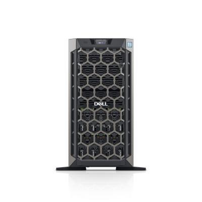 Dell server: PowerEdge T640 - Zwart, Grijs