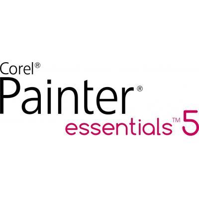 Corel grafische software: Painter Essentials 5