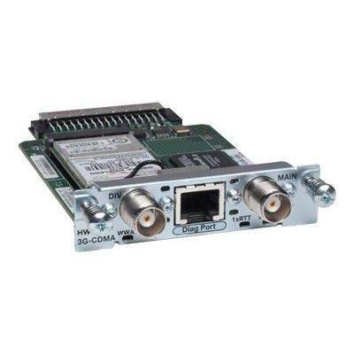 Cisco UMTS: 3G HSPA Wireless WAN HWIC supporting GPRS/EDGE/UMTS/HSDPA/HSUPA (Open Box)