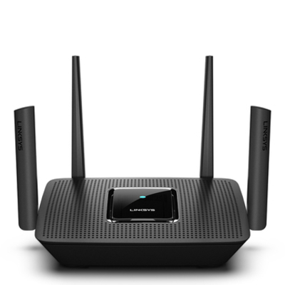 Linksys MR9000 Wireless router - Zwart