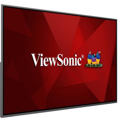 "Viewsonic 86"", 3840x2160, IPS, 16:9, HDMI, DP, VGA, RS-232, RJ-45, USB, 3.5mm, RMS 2x 16W, 50.4 kg Public ....."