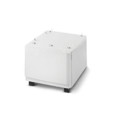 Oki printerkast: Kabinet voor MC853 - Wit