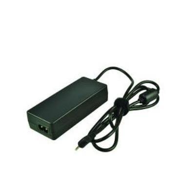 2-power netvoeding: AC adapter, 110-240V, 12V, 40W, 3.3 A - Zwart