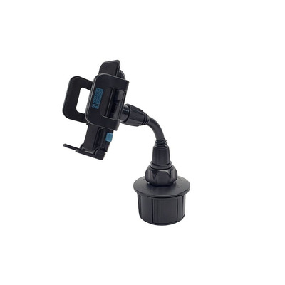 Gamber-Johnson Internal Cup Holder Phone Mount Houder - Zwart