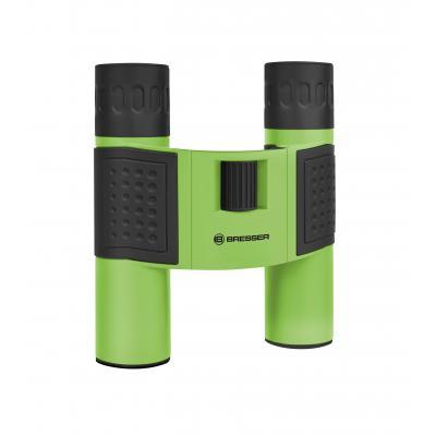 Bresser optics verrrekijker: Topas 10x25 - Zwart, Groen