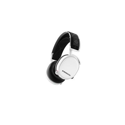 Steelseries Arctis 7 headset - Zwart, Wit