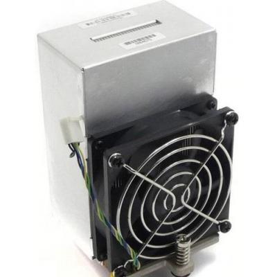 Hp Hardware koeling: Heatsink @ Fan for XW9400 Workstations - Zwart, Zilver