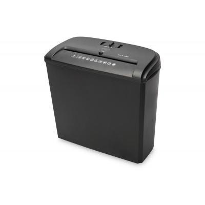 Ednet X5 Papierversnipperaar - Zwart
