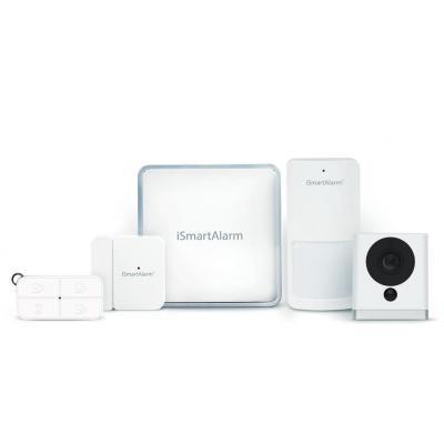 Ismart alarm : 100 m max, 3G/4G/4G LTE/CDMA/Wi-Fi, 5 V DC, 1 A - Wit