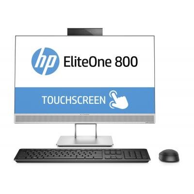 Hp all-in-one pc: EliteOne EliteOne 800 G3 - Zilver