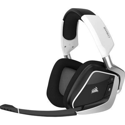 Corsair VOID RGB ELITE Wireless Headset - Zwart, Wit