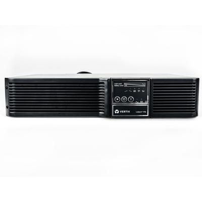 Vertiv Liebert PSI 1000 VA (900 W) 230 V rack/toren-UPS UPS - Zwart