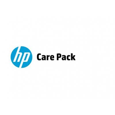 Hp installatieservice: Installation Service with network configuration for Personal Scanner and Printer (1 unit)