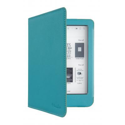 Gecko Kobo Clara HD Luxe Cover, Blauw E-book reader case - Blauw, Turkoois