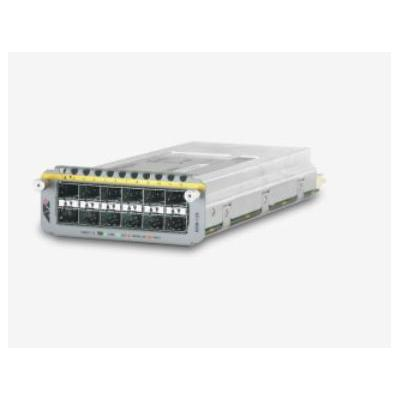 Allied Telesis 12-port 1000X SFP expansion module Netwerk switch module