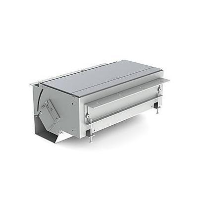 Kindermann CablePort flex, for 6 Adapter Plates, aluminium