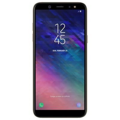 Samsung Galaxy A6 (2018) Dual sim 32GB smartphone - Goud