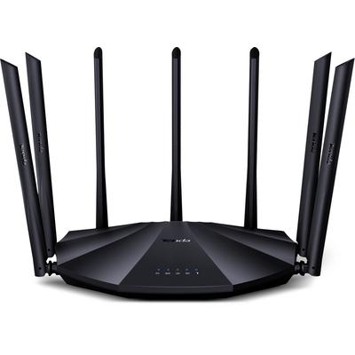 Tenda IEEE 802.11ac/b/g/n, 2.4/5 GHz, MU-MIMO, 1x WAN, 3x LAN, 7x 6 dBi, WPS, 238.9x144.3x40.3 mm Wireless router .....
