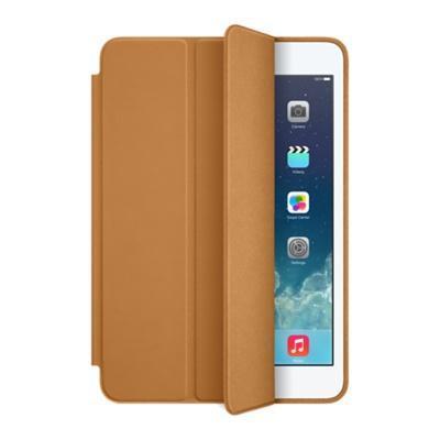 Apple tablet case: iPad mini Leer Smart Case  - Bruin