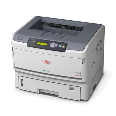 OKI ES8140 Laserprinter - Grijs, Wit