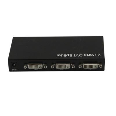 Value DVI, 2-way Video splitter